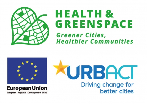 Health&Greenspace project, URBACT